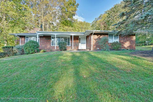 8 Stoecker Road, Holmdel, NJ 07733 (MLS #21906238) :: Vendrell Home Selling Team