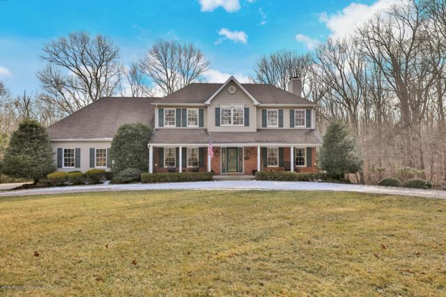 1 Scotto Drive, Millstone, NJ 08510 (MLS #21906436) :: Vendrell Home Selling Team