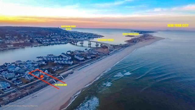 212 Ocean Avenue, Sea Bright, NJ 07760 (#21906601) :: The Force Group, Keller Williams Realty East Monmouth