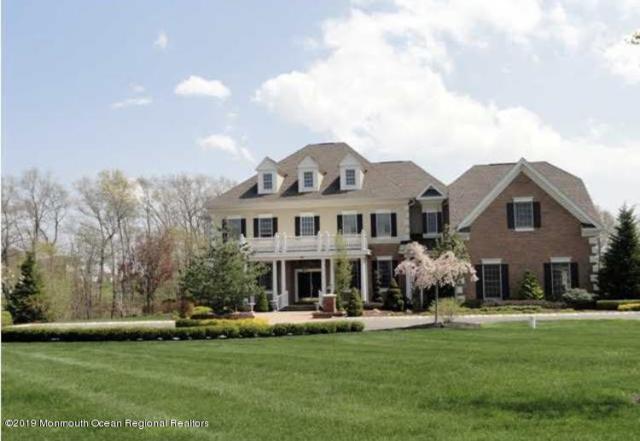 14 Crest Fruit Court, Manalapan, NJ 07726 (MLS #21907188) :: Vendrell Home Selling Team