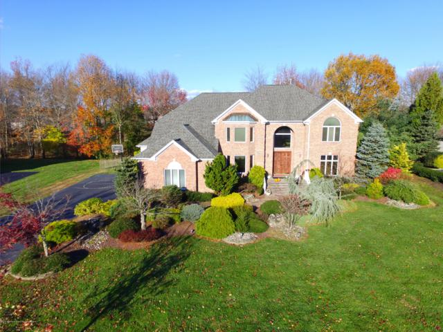 313 Sinclair Court, Morganville, NJ 07751 (MLS #21908156) :: The MEEHAN Group of RE/MAX New Beginnings Realty