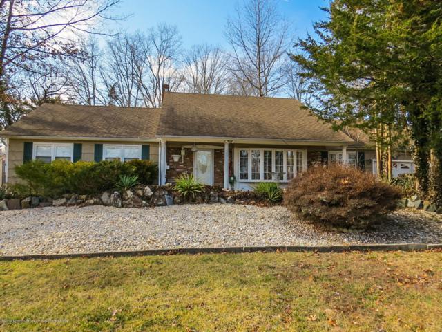 1 High Ridge Road, Howell, NJ 07731 (MLS #21908364) :: The Dekanski Home Selling Team