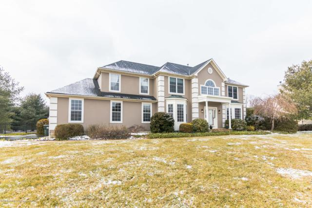 41 Camelot Drive, Farmingdale, NJ 07727 (MLS #21908830) :: The MEEHAN Group of RE/MAX New Beginnings Realty