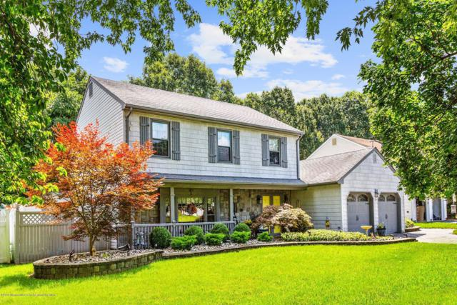 48 Bayberry Drive, Holmdel, NJ 07733 (MLS #21909362) :: The MEEHAN Group of RE/MAX New Beginnings Realty