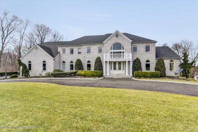 7 Hixon Terrace, Holmdel, NJ 07733 (#21909489) :: The Force Group, Keller Williams Realty East Monmouth