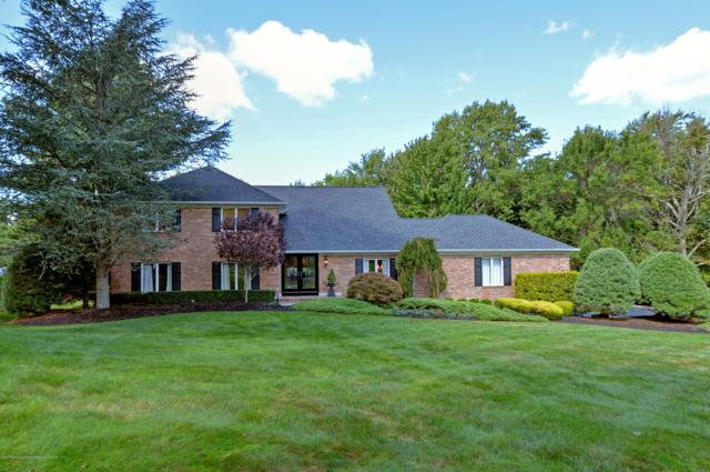 6 Woods End Way, Holmdel, NJ 07733 (#21909810) :: The Force Group, Keller Williams Realty East Monmouth