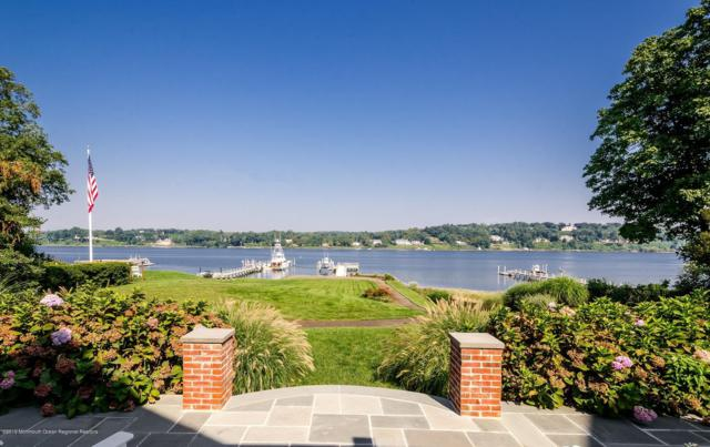 94 W River Road, Rumson, NJ 07760 (#21910143) :: The Force Group, Keller Williams Realty East Monmouth
