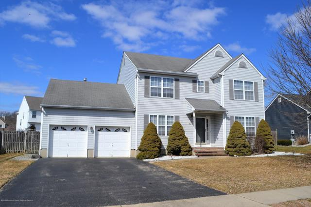 60 W Shenendoah Road, Howell, NJ 07731 (MLS #21910170) :: The MEEHAN Group of RE/MAX New Beginnings Realty
