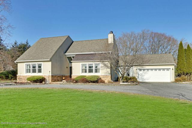 13 Old Mill Road, Holmdel, NJ 07733 (#21910224) :: The Force Group, Keller Williams Realty East Monmouth