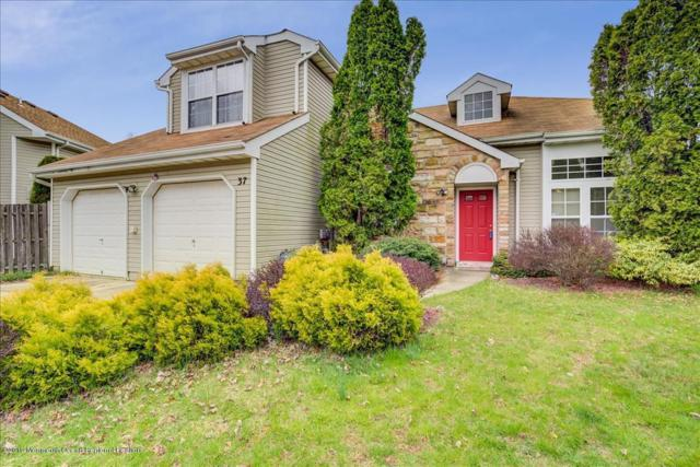 37 Kentucky Way, Freehold, NJ 07728 (MLS #21910488) :: The MEEHAN Group of RE/MAX New Beginnings Realty