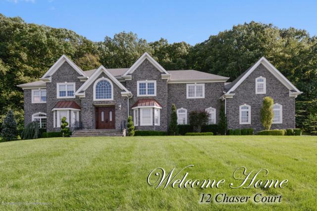 12 Chaser Court, Holmdel, NJ 07733 (#21910562) :: The Force Group, Keller Williams Realty East Monmouth