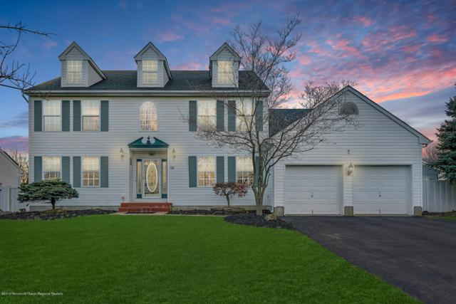 10 E Shenendoah Road, Howell, NJ 07731 (MLS #21910799) :: The MEEHAN Group of RE/MAX New Beginnings Realty
