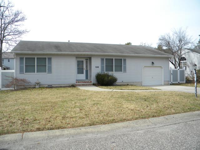 130 Middle Holly Lane, Little Egg Harbor, NJ 08087 (MLS #21911478) :: The MEEHAN Group of RE/MAX New Beginnings Realty