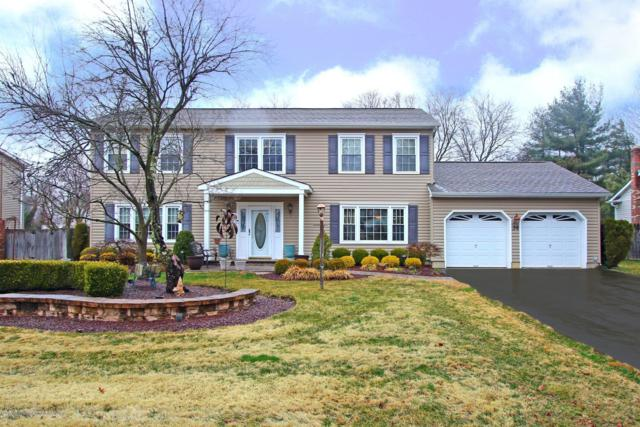 34 Saratoga Drive, Manalapan, NJ 07726 (MLS #21911578) :: The MEEHAN Group of RE/MAX New Beginnings Realty