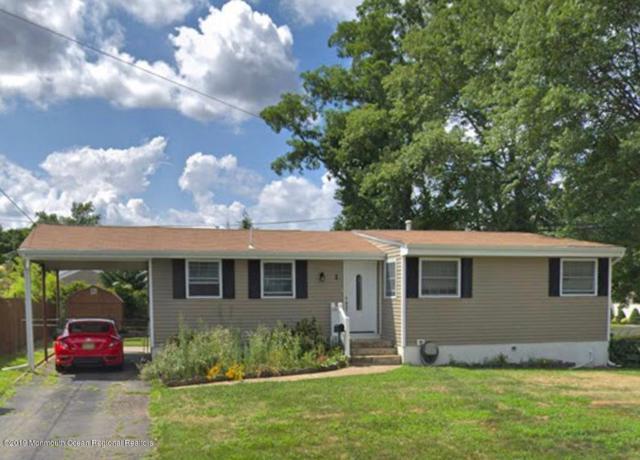 1 Fleetwood Drive, Hazlet, NJ 07730 (MLS #21911675) :: The MEEHAN Group of RE/MAX New Beginnings Realty