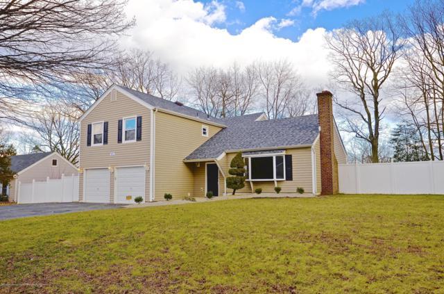 873 Tudor Court, Toms River, NJ 08753 (#21911934) :: Daunno Realty Services, LLC
