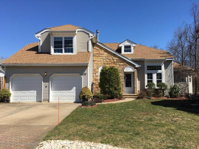 170 Kentucky Way, Freehold, NJ 07728 (MLS #21912270) :: The MEEHAN Group of RE/MAX New Beginnings Realty