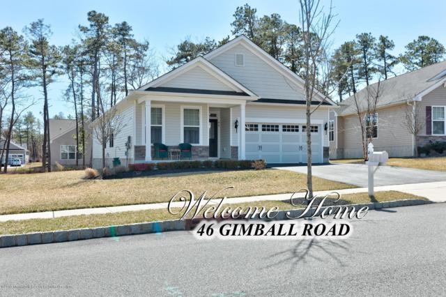 46 Gimball Road, Little Egg Harbor, NJ 08087 (MLS #21912284) :: The MEEHAN Group of RE/MAX New Beginnings Realty