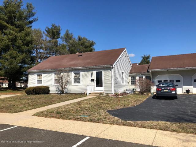6F Plaza De Las Flores #1000, Freehold, NJ 07728 (MLS #21912293) :: The MEEHAN Group of RE/MAX New Beginnings Realty