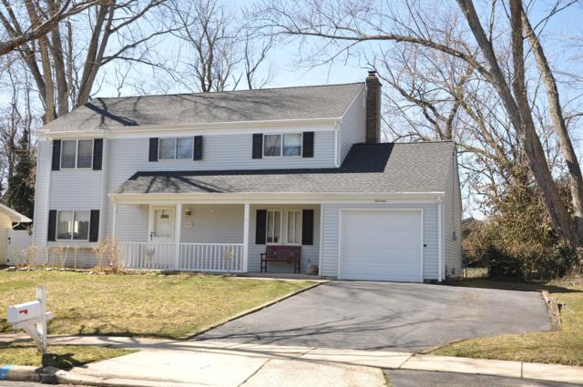 14 Deer Lane, Jackson, NJ 08527 (MLS #21912304) :: The MEEHAN Group of RE/MAX New Beginnings Realty