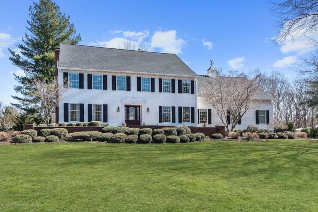 27 Candlelight Drive, Holmdel, NJ 07733 (MLS #21912423) :: The MEEHAN Group of RE/MAX New Beginnings Realty