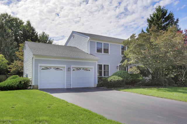 6 Bayberry Drive, Holmdel, NJ 07733 (MLS #21912539) :: The MEEHAN Group of RE/MAX New Beginnings Realty