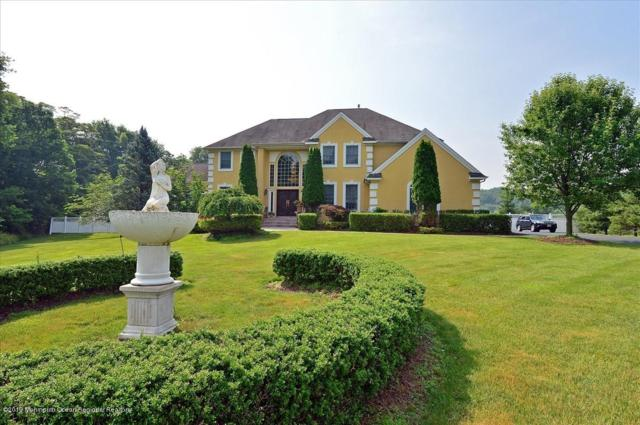 110 Laredo Drive, Morganville, NJ 07751 (MLS #21912596) :: The MEEHAN Group of RE/MAX New Beginnings Realty