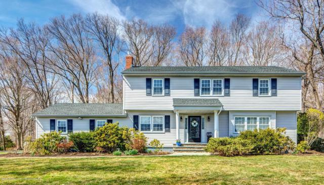 225 Stonehurst Boulevard, Freehold, NJ 07728 (MLS #21913518) :: The MEEHAN Group of RE/MAX New Beginnings Realty