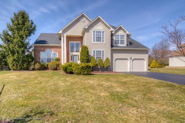 47 Camelot Drive, Farmingdale, NJ 07727 (MLS #21913709) :: The MEEHAN Group of RE/MAX New Beginnings Realty