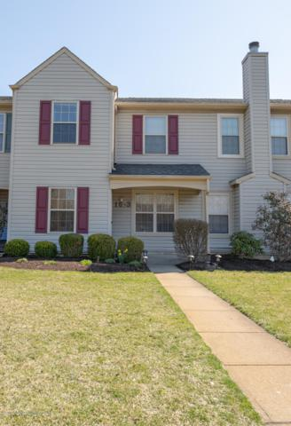 16 Stuart Drive #3, Freehold, NJ 07728 (MLS #21913718) :: The MEEHAN Group of RE/MAX New Beginnings Realty