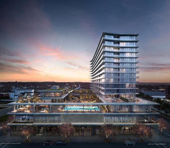 1101 Ocean Avenue #1601, Asbury Park, NJ 07712 (MLS #21914405) :: The MEEHAN Group of RE/MAX New Beginnings Realty