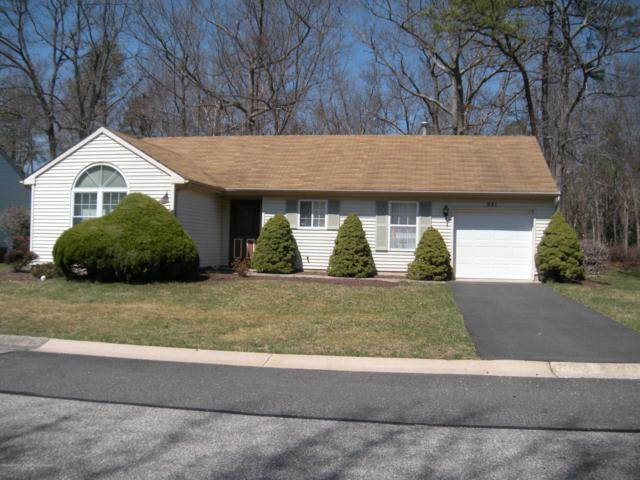 331 Gardenia Drive, Whiting, NJ 08759 (MLS #21914586) :: The MEEHAN Group of RE/MAX New Beginnings Realty