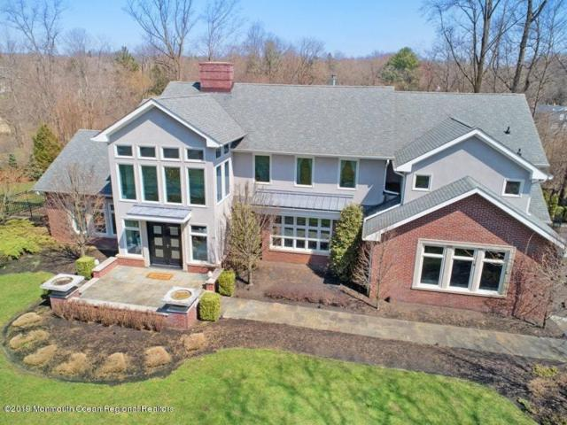 53 Laurelwood Drive, Colts Neck, NJ 07722 (MLS #21914605) :: The MEEHAN Group of RE/MAX New Beginnings Realty