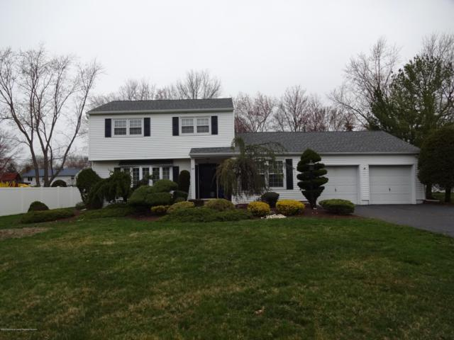 35 Willow Grove Way, Manalapan, NJ 07726 (MLS #21914662) :: The MEEHAN Group of RE/MAX New Beginnings Realty