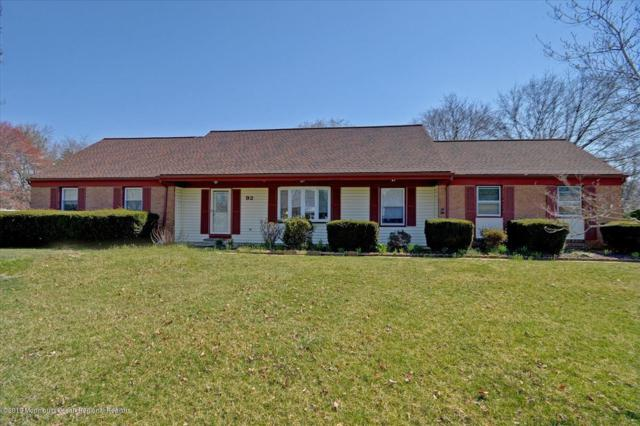92 Ascot Drive, Freehold, NJ 07728 (MLS #21914732) :: The MEEHAN Group of RE/MAX New Beginnings Realty