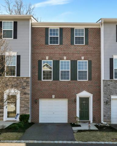 217 Chickadee Court #1000, Freehold, NJ 07728 (MLS #21914782) :: The MEEHAN Group of RE/MAX New Beginnings Realty