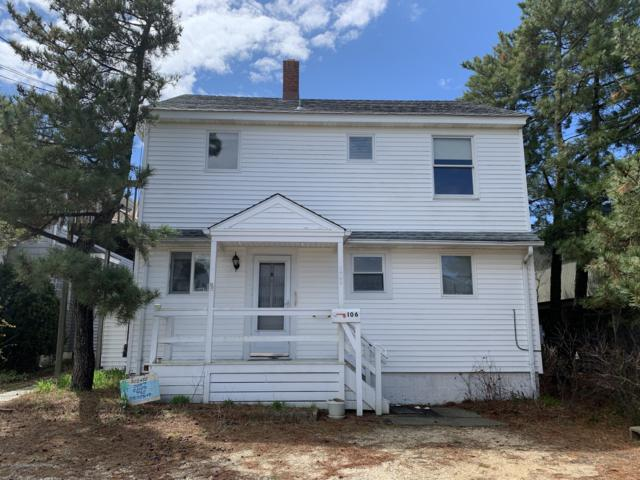 106 E 6th Street, Ship Bottom, NJ 08008 (MLS #21915620) :: The MEEHAN Group of RE/MAX New Beginnings Realty
