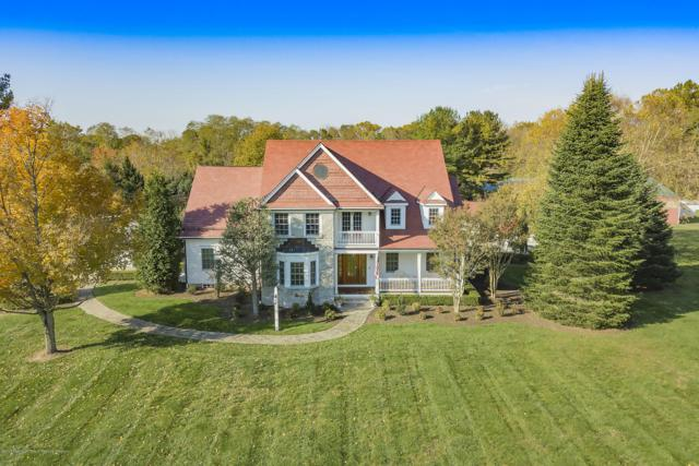 142 Hillsdale Road, Colts Neck, NJ 07722 (MLS #21915735) :: Team Gio | RE/MAX