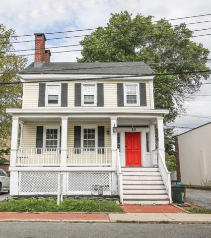 13 Throckmorton Street, Freehold, NJ 07728 (MLS #21916009) :: The MEEHAN Group of RE/MAX New Beginnings Realty