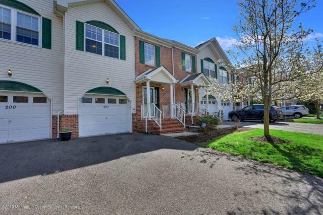 201 Finch Court, Manalapan, NJ 07726 (MLS #21916103) :: The MEEHAN Group of RE/MAX New Beginnings Realty
