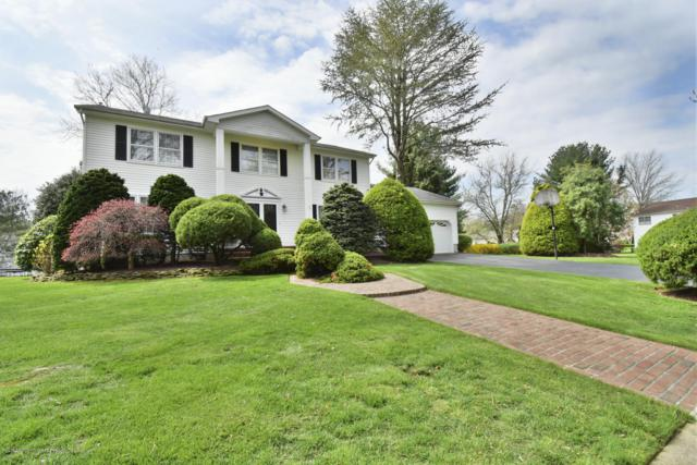 25 Wyett Lane, Marlboro, NJ 07746 (MLS #21916185) :: Team Gio | RE/MAX
