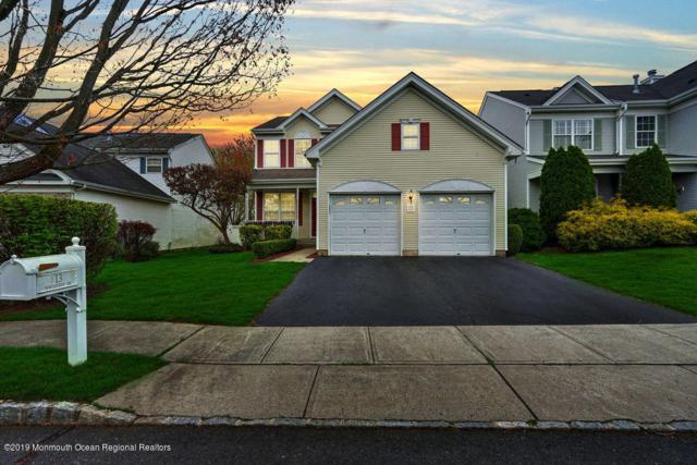13 Pinehurst Drive, Manalapan, NJ 07726 (#21916375) :: The Force Group, Keller Williams Realty East Monmouth