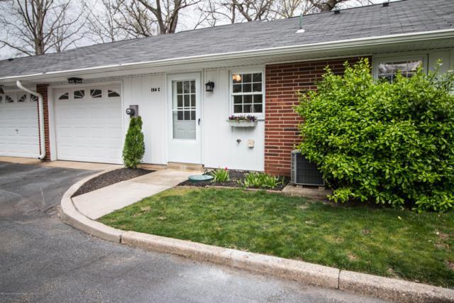 154C Huntington Drive 100C, Lakewood, NJ 08701 (MLS #21916394) :: The Sikora Group