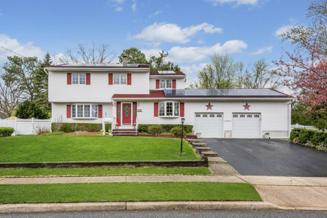 150 Newbury Road, Howell, NJ 07731 (#21916436) :: The Force Group, Keller Williams Realty East Monmouth