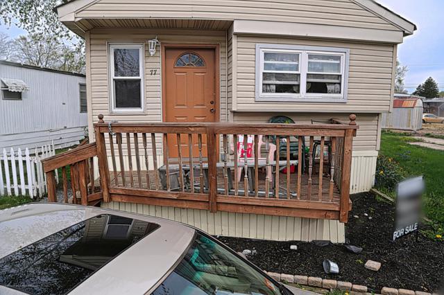 77 Bayshore Mobile Mnr, Hazlet, NJ 07730 (MLS #21916635) :: Team Gio | RE/MAX