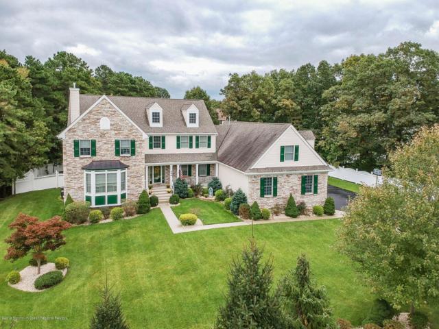 456 Spotswood Gravel Hill Road, Monroe, NJ 08831 (MLS #21916790) :: William Hagan Group