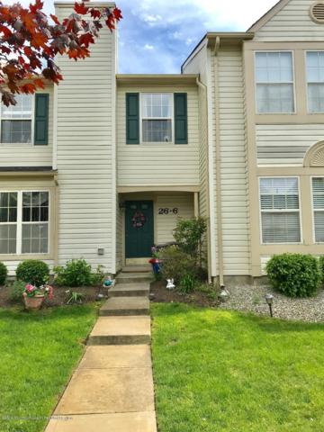 26 Copley Court #6, Freehold, NJ 07728 (MLS #21917613) :: The MEEHAN Group of RE/MAX New Beginnings Realty