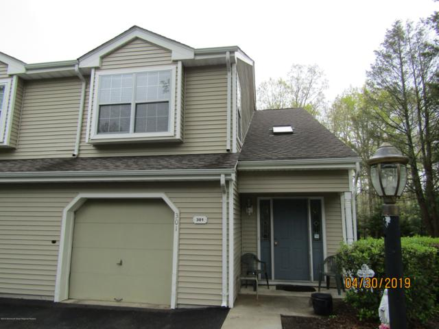 301 Wales Lane #13, Toms River, NJ 08753 (MLS #21917617) :: The MEEHAN Group of RE/MAX New Beginnings Realty