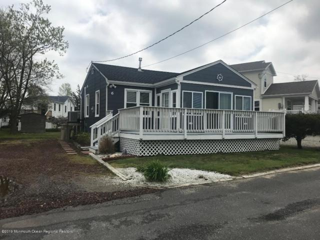 6 Avalon Avenue, Bayville, NJ 08721 (MLS #21917989) :: The MEEHAN Group of RE/MAX New Beginnings Realty