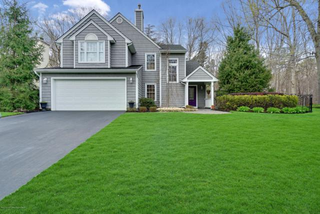 2 Rosewood Drive, Howell, NJ 07731 (MLS #21918075) :: The MEEHAN Group of RE/MAX New Beginnings Realty